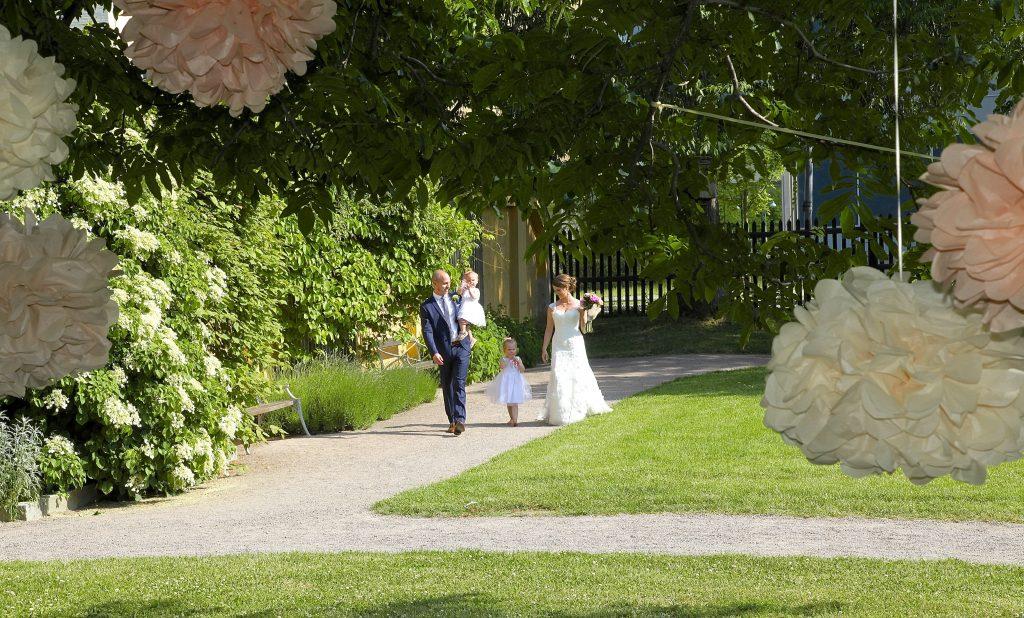 Bröllopspar - Botan