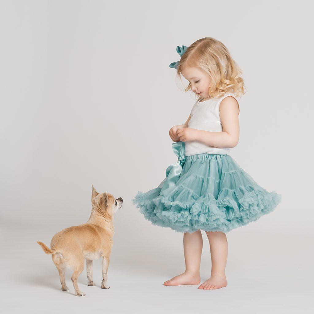 Floralin & Junior - festkliga kläder till barn i alla åldrar