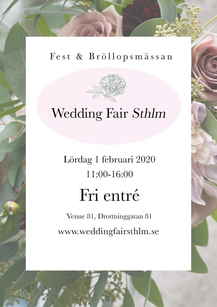 WeddingFair_Affisch-1 feb 2020
